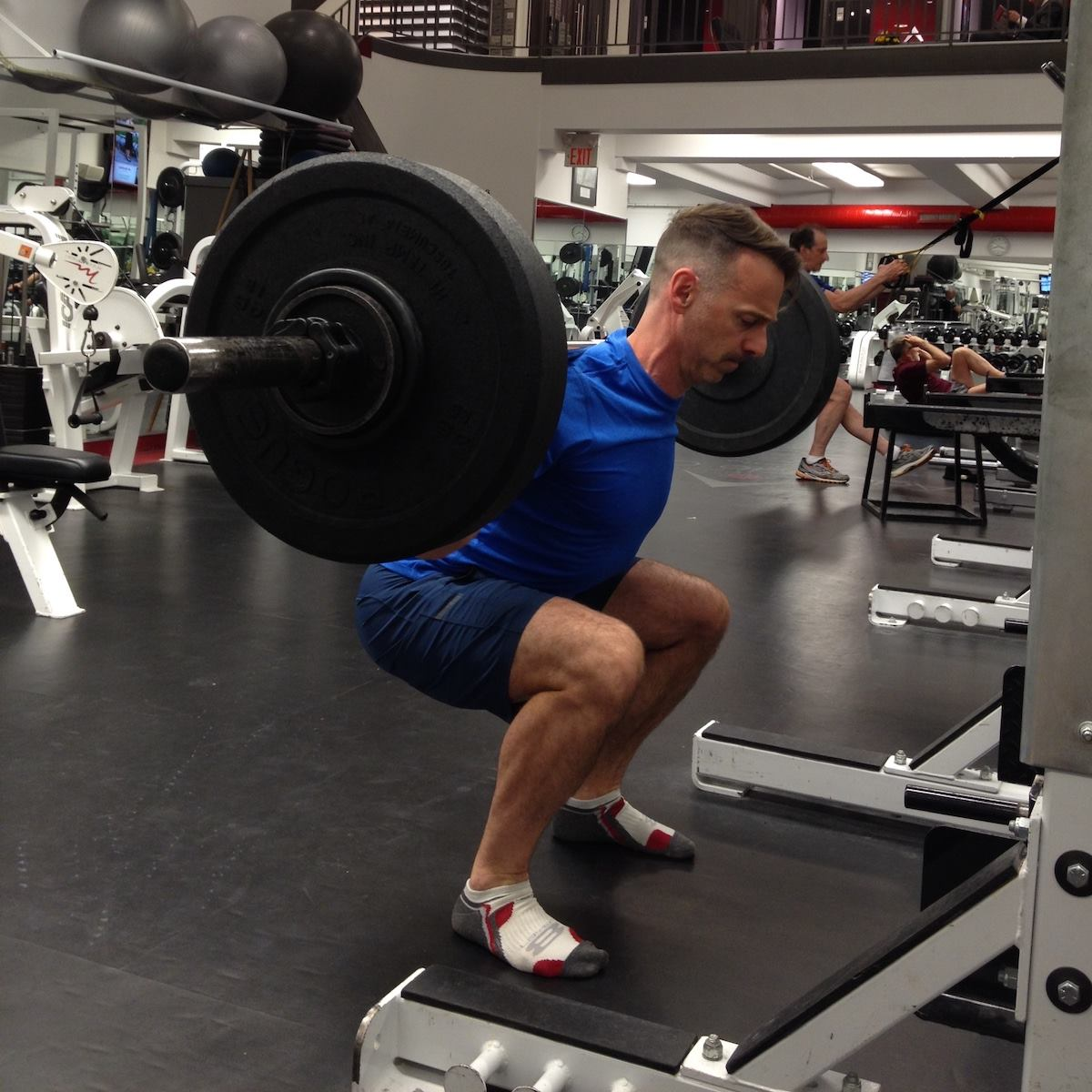 Why Did The Faggot Become A Personal Trainer?